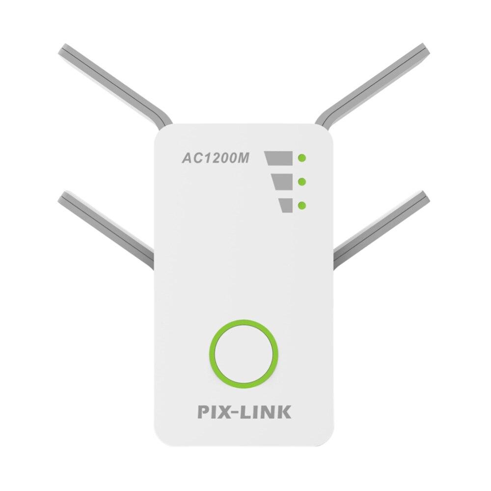 2.4G/5G WiFi répéteur Signal Booster double bande AP 1200Mbps sans fil Extender routeur amplificateur nouvelle vente pour un usage domestique
