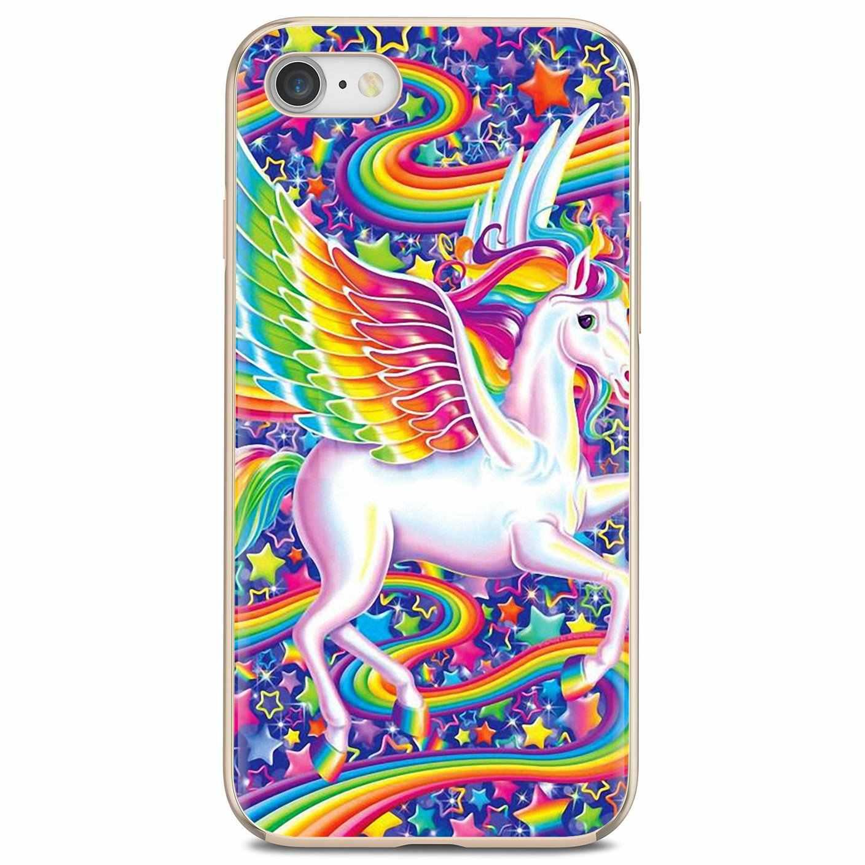 Siliconen Telefoon Case Lisa Frank Tijger Paard Hond Kat Voor Iphone 11 Pro 4 4S 5 5S Se 5C 6 6S 7 8X10 Xr Xs Plus Max Voor Ipod Touch