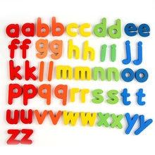 Gioco di lettere in legno gioco di ortesi scheda di corrispondenza per bambini scarabeo giocattoli educativi Puzzle carte di riconoscimento dell'incantesimo della lettera inglese