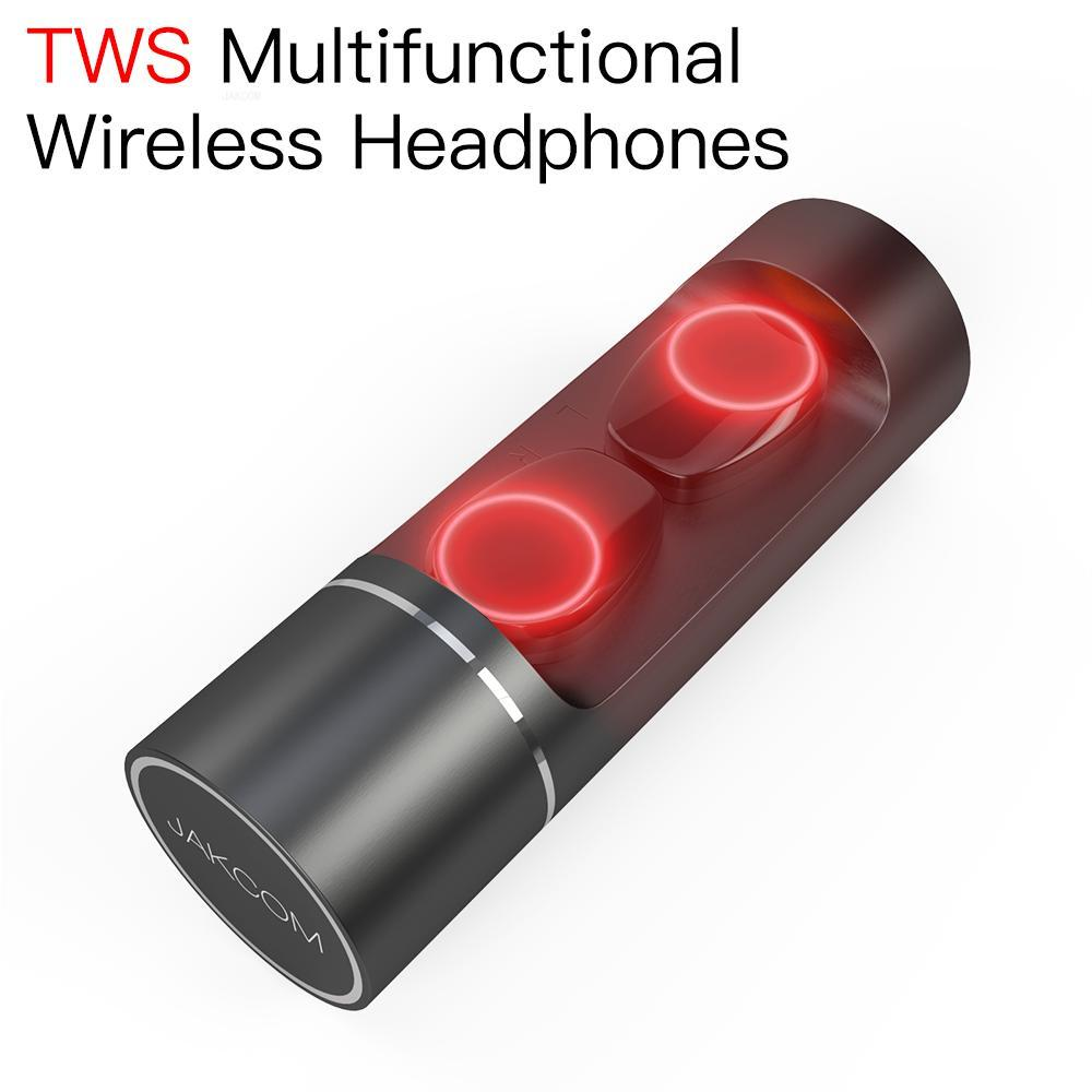 JAKCOM TWS Super Wireless Earphone Best gift with t56 programmer neck cooler cool gadget mini power bank 30000mah <font><b>s2</b></font> off image