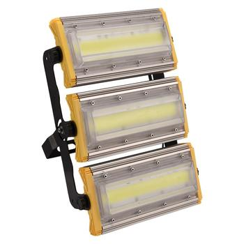 2pcs 150W Module Flood Light Cool White Security waterproof Outdoor 220V Easy To Assemble Professional light