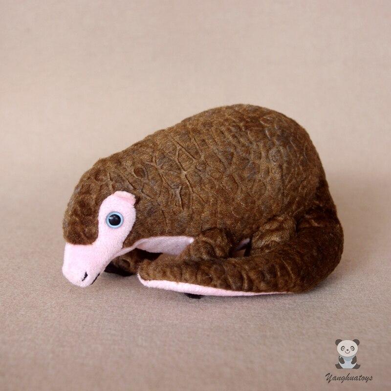 Rare Real Life Plush Animals Pangolin Doll Toys Decoration Toys Present