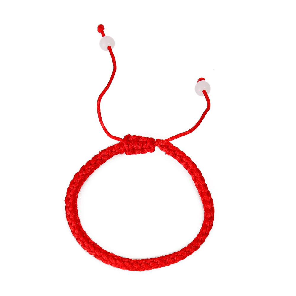 2PCs Red Bracelets