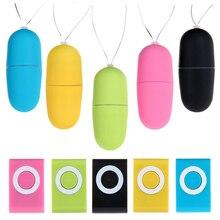 Waterproof 20 Speeds Vagina Balls Remote Control Vibrating Love Egg Bullet Vibrator G Spot Stimulators Adult