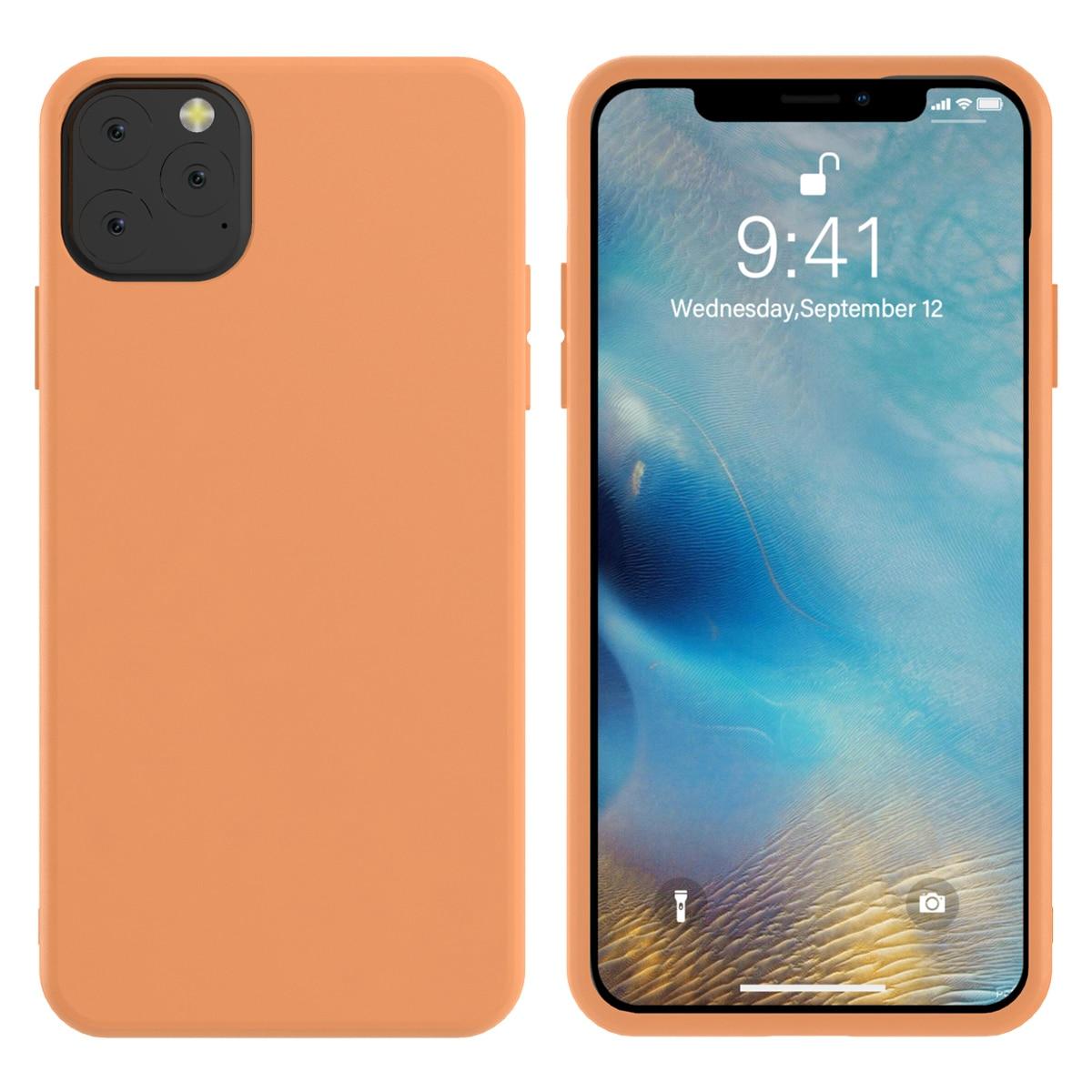 Torubia Silicone Case for iPhone 11/11 Pro/11 Pro Max 31