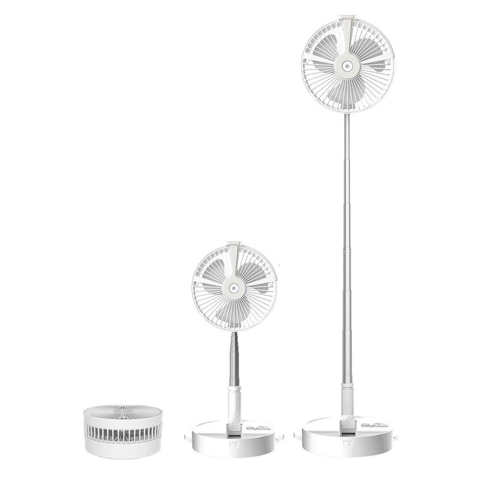 USB Eletric Fan Humidifying Hydration Water Spray Fan Desk Lamp Fan Floor Standing Fan Folding Fan Portable Floor Fan