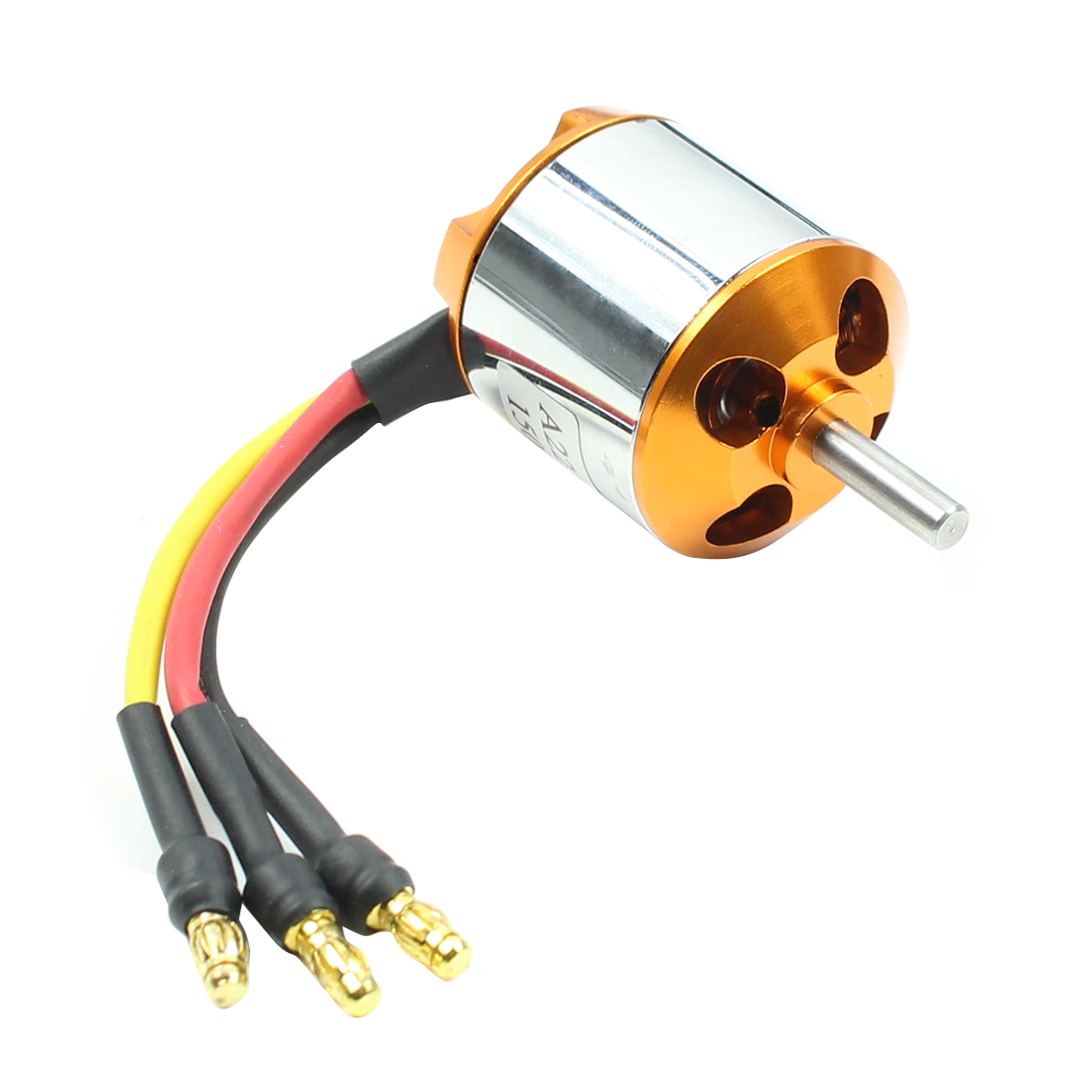 1x A2217 950KV <font><b>1250KV</b></font> 1500KV 2300KV Outrunner Brushless Motor 3-4S w Mount for RC Helicopter Drone Quadcopter 6~11 inch Props image