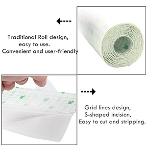 Image 3 - EMALLA Tattoo Bandage Roll 10M Microblading Breathable Tattoo Film Tattoo Aftercare for Tattoo Healing Tattoo Accessories Newest