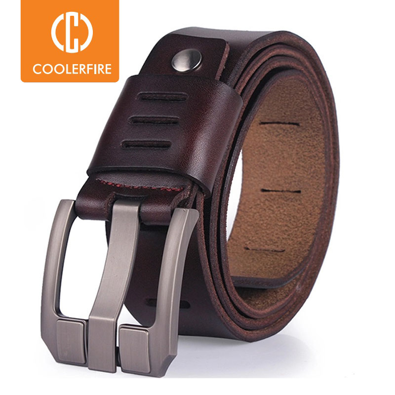 cowhide genuine leather belts for men brand male pin buckle jeans cowboy Mens Belt Luxury Designer High Quality Leather belt men|leather belts for men|brand genuine leather beltgenuine leather belt - AliExpress