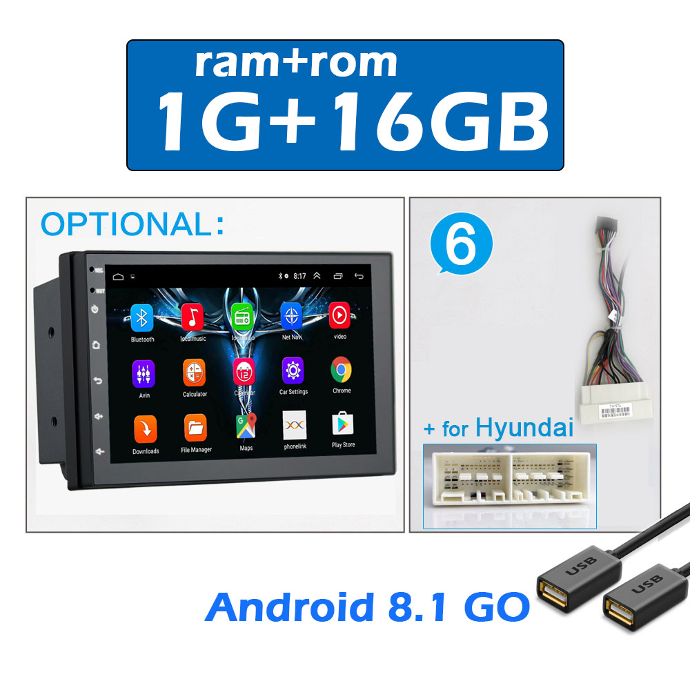 2 din CAR ANDROID 7 -6