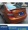 Für Kia Cerato Spoiler Hohe Qualität ABS Material Auto Hinten Flügel Primer Farbe Heckspoiler Für Kia Cerato Spoiler 2005-2013