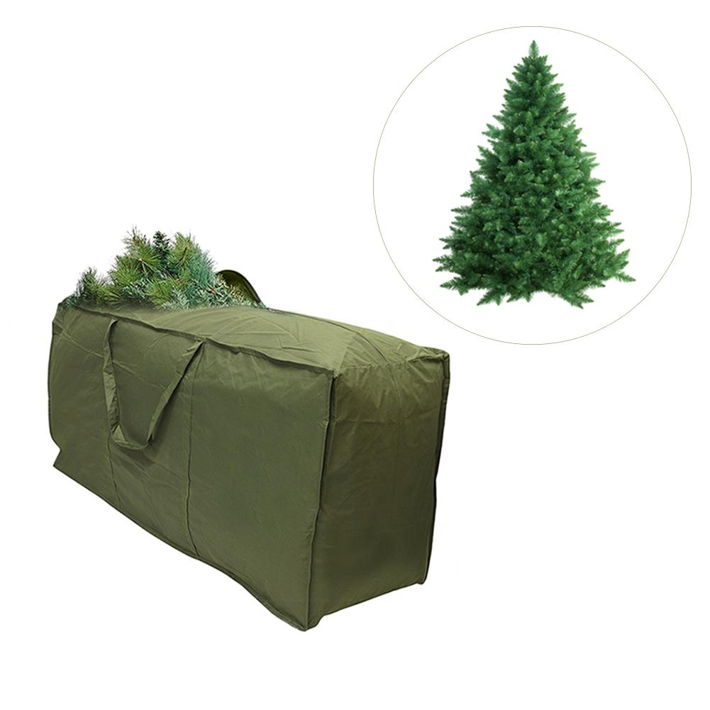 Large Waterproof Polyester Cushion Christmas Tree Storage Bag Pack Sack S