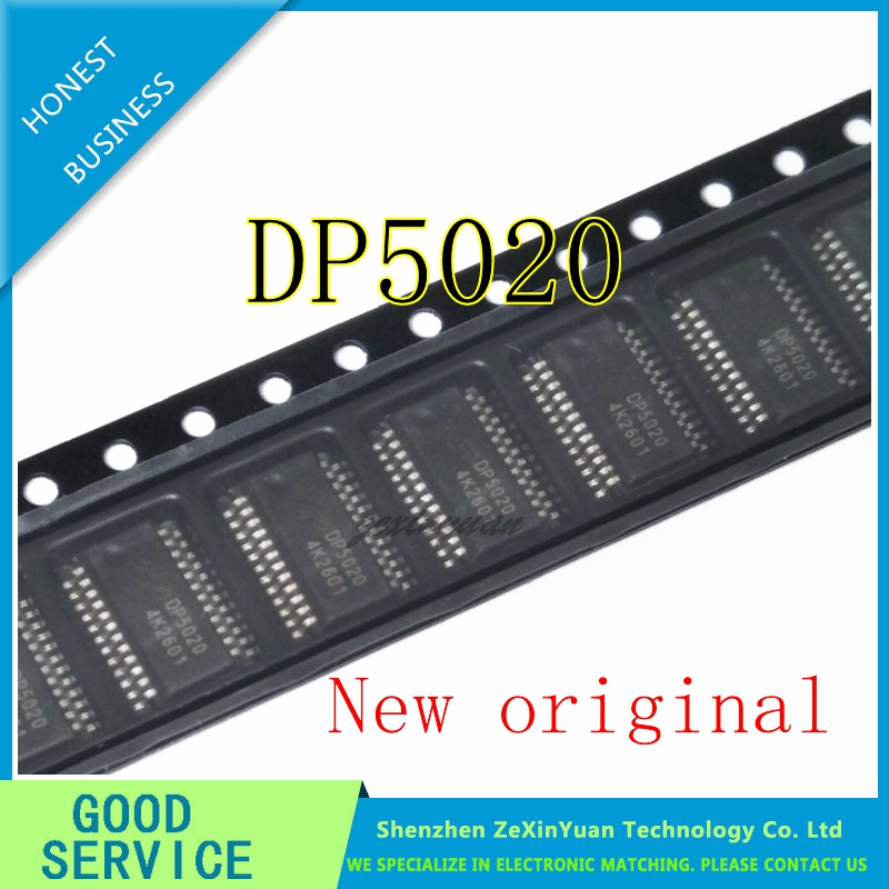 20PCS/LOT DP5020 5020 SSOP-24 LED Display Panel Design Driver IC Chip