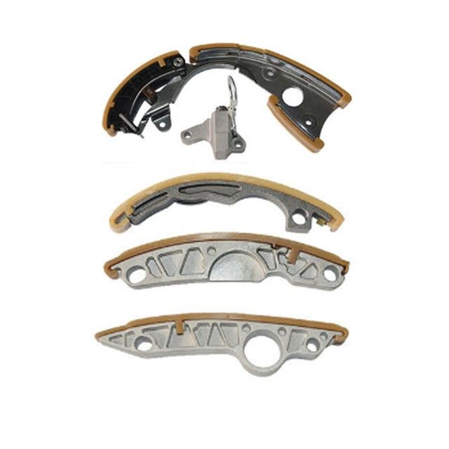 Jeu de tendeurs de chaînes de synchronisation | Pour Audi A4 A6 A4 Avant Cabriolet Quattro 2,4L 3 2l V6 06E109229A 079109510M