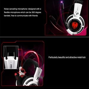 Image 3 - Somic G941 usb ゲーミングヘッドフォン仮想 7.1 サラウンド sve インテリジェント振動エンジンヘッドセットとマイクコンピュータ