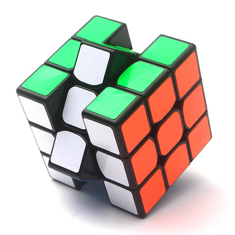 Классический магический куб 3x3x3, наклейка, куб Magico, профессиональный скоростной куб-головоломка, обучающие игрушки для студентов, Neocube, лучший подарок для детей