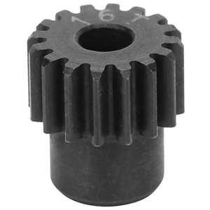 RC Car Motor Gear 48P Metal Pinion Motor Gear Set 16T Anti‑Rust Fit for 1/10 1/16 Model RC Car Parts RC Motor Pinion Gear