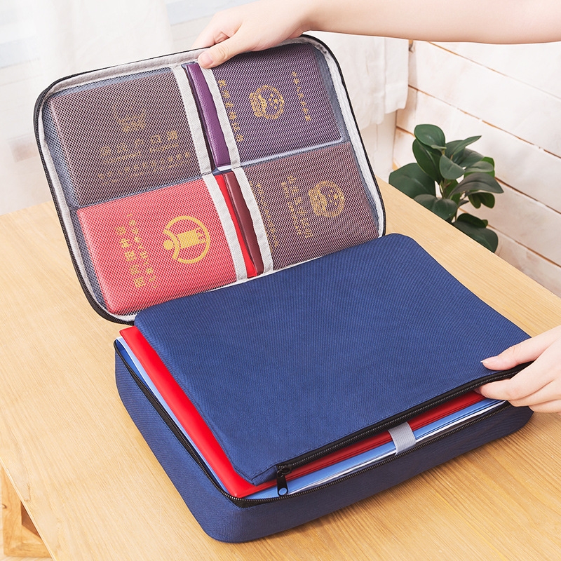 new-document-ticket-storage-bag-waterproof-large-capacity-certificates-files-organizer-for-home-office-travel-filing-products