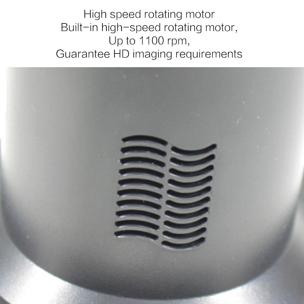 3D hologramme affichage projecteur ventilateur nouveau 3D hologramme projecteur ventilateur holographique magasin Logo Wifi 224 LEDs Kit drôle - 2