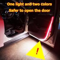 4pcs car door decoration light str
