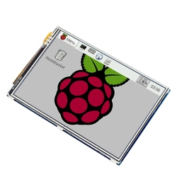 Waveshare 3,5-дюймовый RPi LCD (A) резистивный сенсорный экран TFT дисплей предназначен для Raspberry Pi 320x480 с высоким разрешением SPI интерфейс