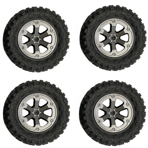 4PCS Upgraded Big Wheel for WP