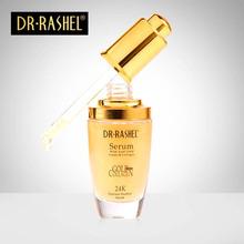 DR RASHEL Gold Collagen Elastin Serum Anti Wrinkle Aging Moisturizing S