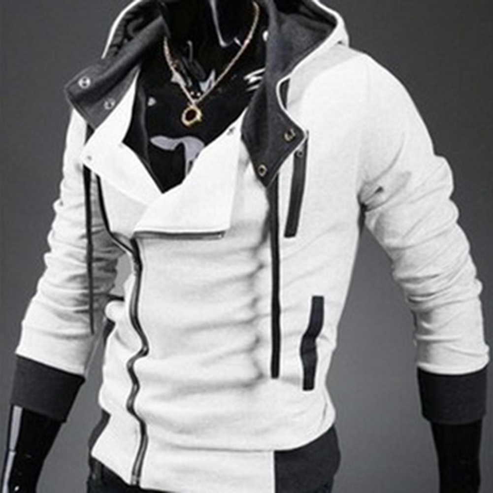 メンズジャケット春秋カジュアルコートソリッドカラーメンズスポーツウェアスタンドカラースリムジャケット男性 Bomberred ジャケット куртка мужс