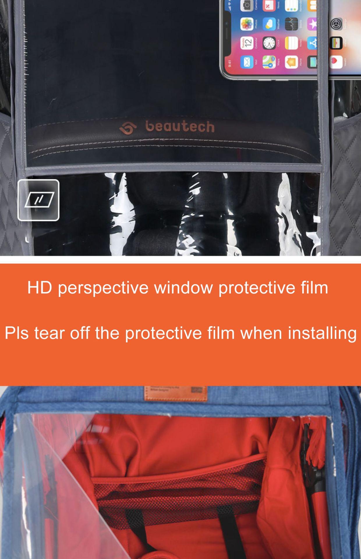 Waterproof Stroller Cover 9