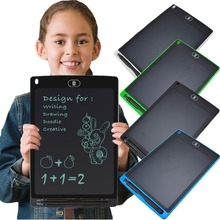Creative Writing Drawing Tablet 8.5 Inch Notepad Digital LCD Graphic Board Handwriting Bulletin Board for Table Plotter