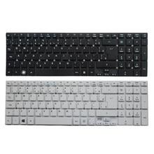 Novo brasil/br teclado de laptop para atacar aspior E5-511 E5-511-P9Y3 E5-511G E1-511P E5-521G E5-571 E5-571G ES1-512 ES1-711