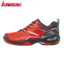 Sneakers Badminton-Shoes Zapatillas Kawasaki Men K-526L Anti-Slippery And Breathable