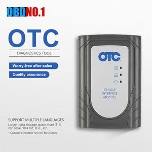 Image 1 - ล่าสุด V16.00.017ที่ดีที่สุดสำหรับ Toyota OTC Global Techstream & GTS OTC VIM OBD OTC เครื่องสแกนเนอร์สำหรับโตโยต้า IT3 Update