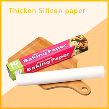 Cakesmile Baking Oilpaper Non Stick Baking Paper High Temperature Resistant Sheet Pastry Grill Baking Mat Baking Tools