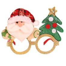 Christmas Decoration Glasses Adult Children Christmas Gifts Holiday Sup