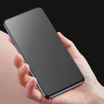 Перейти на Алиэкспресс и купить Матовое закаленное стекло для VIVO V17 Neo U1 Nex 2 X30 X27 Pro IQOO матовая защитная пленка для экрана против отпечатков пальцев