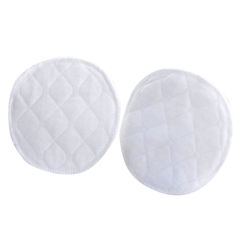 12pc Pregnant Women Soft And Breathable Baby Breastfeeding Pad Stickers Maternal Washable Waterproof Breast Mat