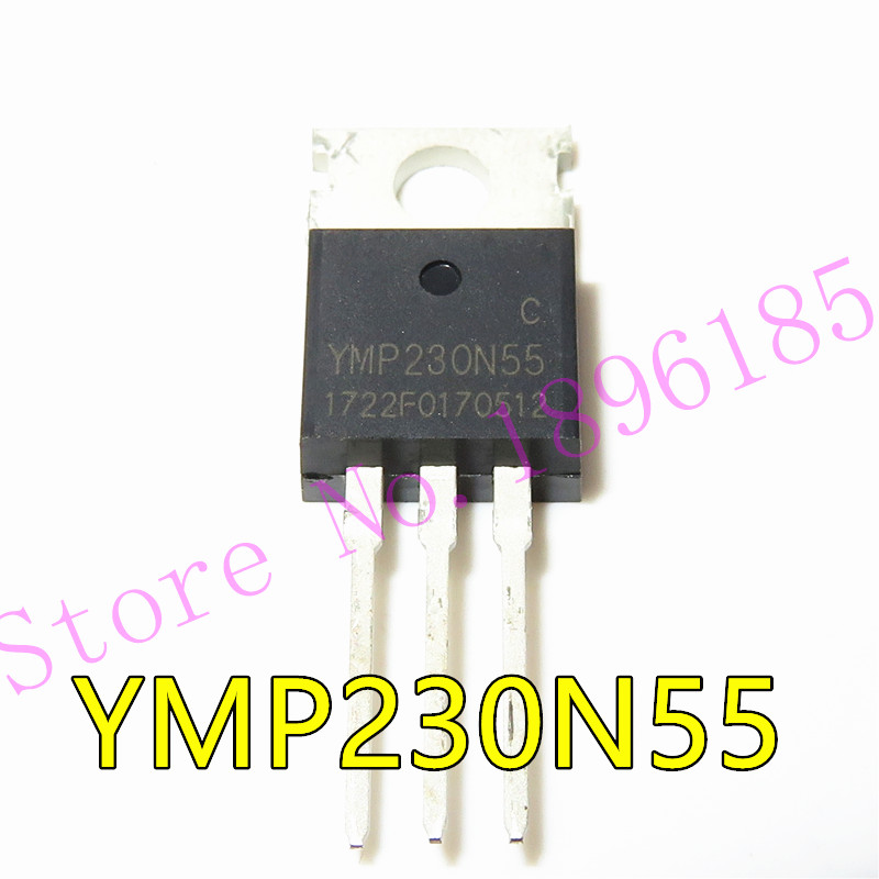5PCS YMP230N55 TO220 nouveau