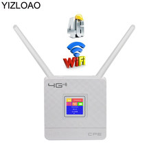 YIZLOAO 4G Wifi/Wireless Access Punkte Outdoor 150Mbps Mini Broadband Mobile Hotspot Modem Wifi Antenne Rj45 Port wifi Booster(China)