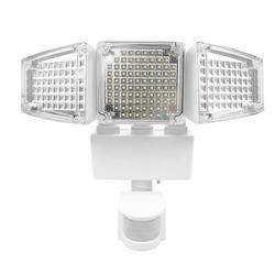 188 LED Solar Garten Im Freien Motion Sensor Sicherheit Flutlicht Spot Lampen