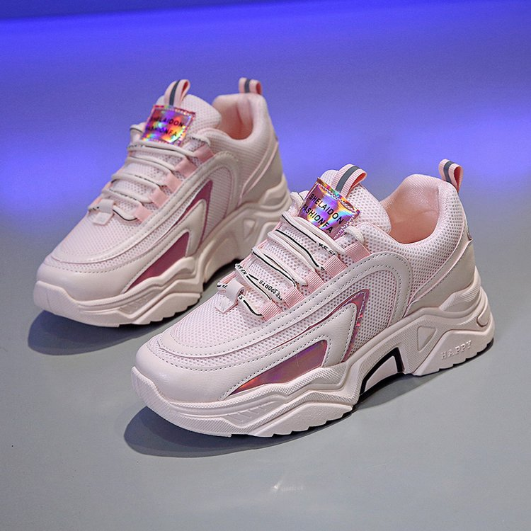 Women Shoes 2020 Hot Sneakers Women Casual Shoes Comfortable Platform Sneakers Ladies Trainers Chaussure Femme Tenis Feminino