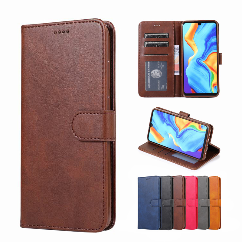 Case For Xiaomi Redmi Note 8T Note8T Cover Case Luxury Magnetic Flip Wallet Stand Leather Phone Bag On Xiomi Redmi Note 8 T Etui(China)