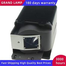 Benq 5J.J3S05.001 החלפת מנורת עבור MS510 / MX511 / MW512 /EP4127C/EP4227C/EP4328C מקרנים עם שיכון שמח בייט