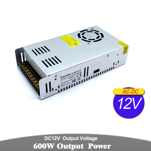 Power Supply DC 12V 15V 18V 24V 36V 48V 48W 60W 72W 100W 120W 150W 180W 200W 300W 360W 400W 480W 500W 600W Lighting Transformers(China)