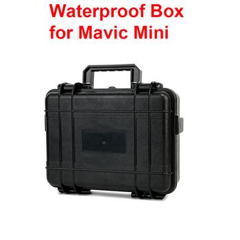 Wodoodporne pudełko przeciwwybuchowe do DJI Mavic Mini Storage przenośny profesjonalny futerał do przenoszenia torby do DJI Mavic Mini Accessorie tanie i dobre opinie BEHORSE for DJI Mavic Mini case 900g 25x17 8x9 1 cm Drone pudełka