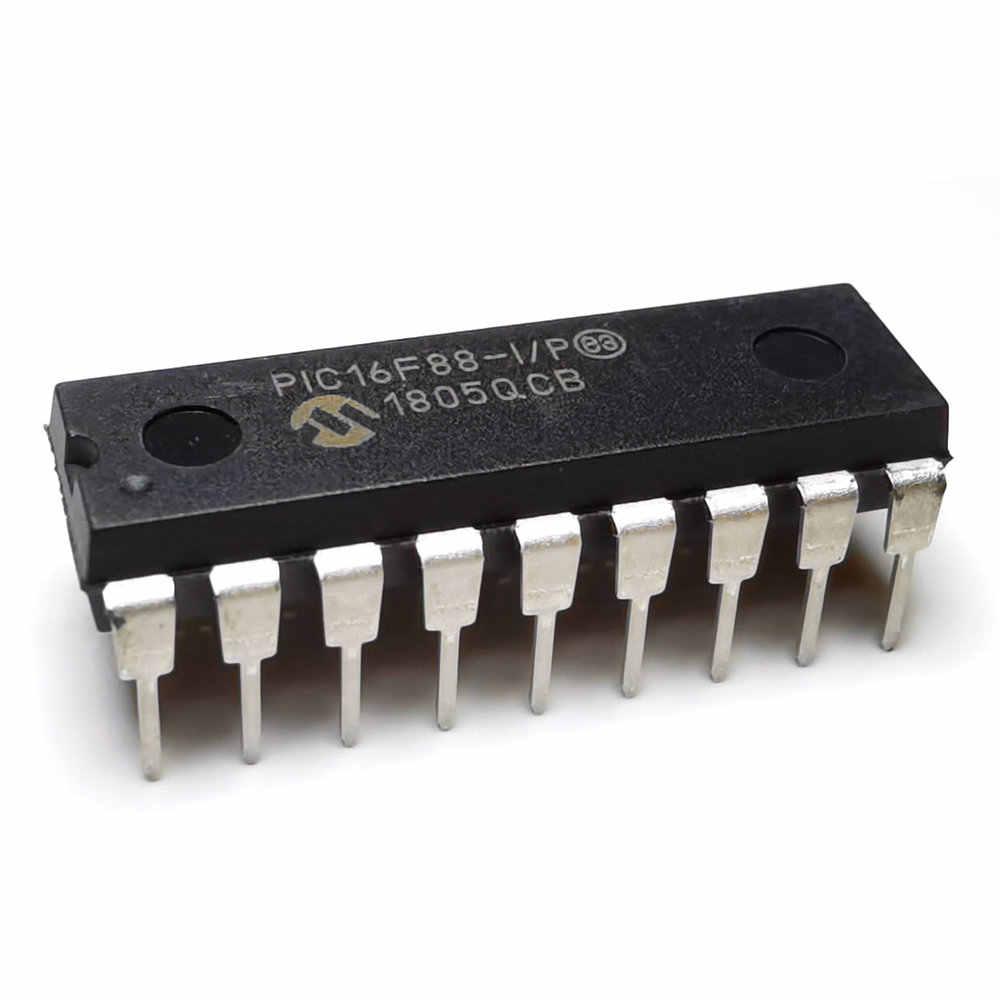10 sztuk IC PIC16F84A-04/P PIC16F88-I/P PIC16F88 P6F84A-04/P PIC16F84 16F84 16F88