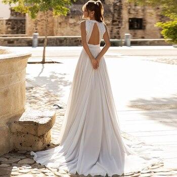 Robe de Mariage Bohème Chic Kenza