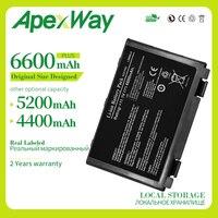 Apexway A32-F82 Battery For Asus K50A K50AB K50AD K50AE K50AF K50C K50E K50I K50ID K50IE K50IJ K50IL K50IN K50IP K50X K51 K51A