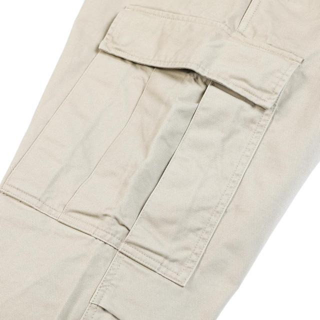 Fashion ankle-length Cargo pants with multi-pockets