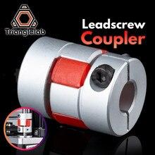 Trianglelab actualizado husillo acoplador para CR10/CR10S/Ender 2/ender3/Tornado/Anet A8 y más